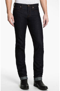 Unbranded Skinny Fit Selvedge Jean