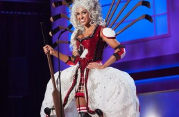 17 Outrageous Costumes from the 2015 Miss Universe Pageant