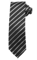 Kenneth Cole Two-Tone Diagonal Striped Tie