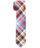 Original Penguin Homer Plaid Tie