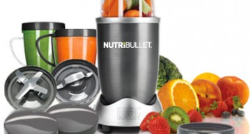Magic Bullet NutriBullet Pro 900 Review