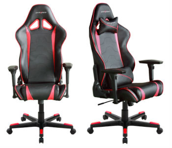 DXRacer RF8 Racing Style Chair for PC Gaming