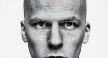 Here's Jesse Eisenberg as Lex Luthor