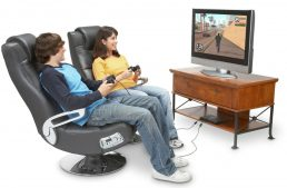X Rocker 5127401 Pedestal Video Gaming Chair Review