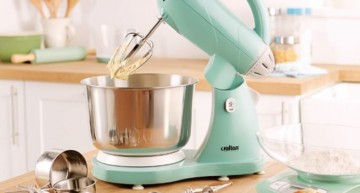Things to Consider When Choosing a New Stand Mixer